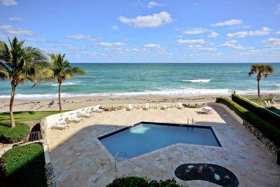 Tequesta Condo For Sale: 200 Beach Road #203