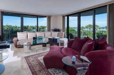Palm Beach Condo Sold: 3360 S Ocean Boulevard #2 A I