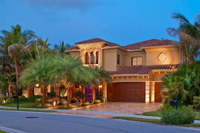 Palm Beach Gardens FL Single Family Home Contingent: $1,295,000