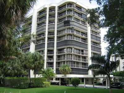 West Palm Beach Condo Sold: 2427 Presidential Way #1101