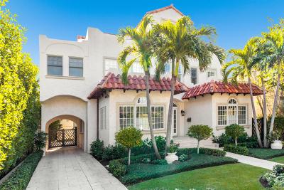 Palm Beach Single Family Home For Sale: 146 Australian Avenue