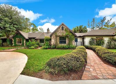 Lake Worth Single Family Home Contingent: 8814 Pinto Drive
