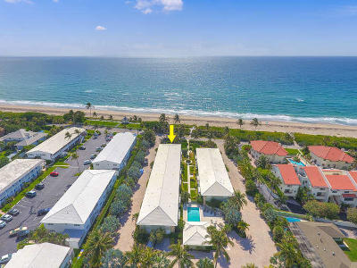 Broward County, Palm Beach County Rental For Rent: 5500 Old Ocean Boulevard #108