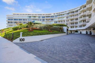 Palm Beach Condo For Sale: 100 Sunrise Avenue #2250