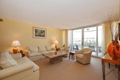 Palm Beach Condo For Sale: 2295 S Ocean Boulevard #322