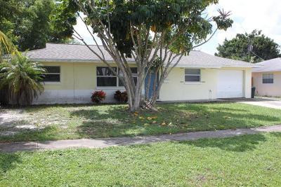 Single Family Home Closed: 3244 Grove Road