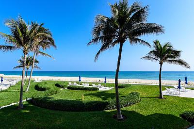 Palm Beach Condo For Sale: 100 Sunrise Avenue #213