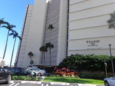 West Palm Beach Condo Sold: 1200 S Flagler Drive #205