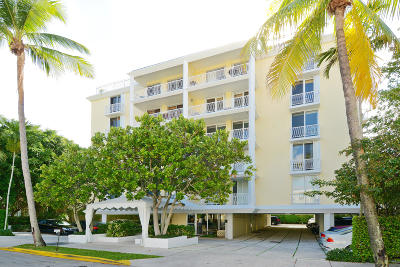 Palm Beach Condo Sold: 170 Chilean Avenue #5b