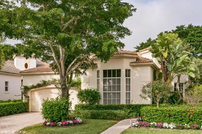 Palm Beach Gardens Single Family Home For Sale: 318 Sunset Bay Lane