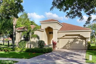 Wellington Single Family Home For Sale: 8781 Via Grande East