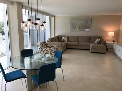Cloister Beach Towers Condo Condo For Sale: 1200 S Ocean Boulevard #2f