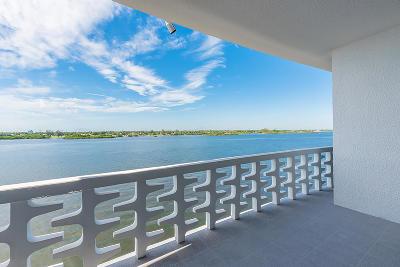 Palm Beach Condo Sold: 2760 S Ocean Boulevard #505
