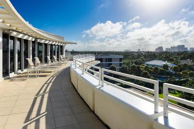 Palm Beach Condo For Sale: 100 Sunrise Avenue #Ph6