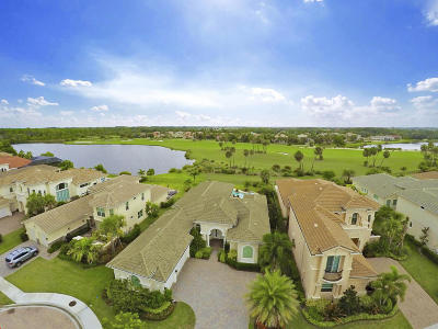 Jupiter Country Club, Jupiter Country Club Condo, Jupiter Country Club Pod E Single Family Home For Sale: 151 Carmela Court