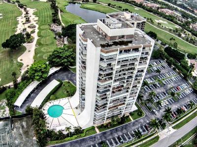 West Palm Beach Condo Sold: 2425 Presidential Way #504
