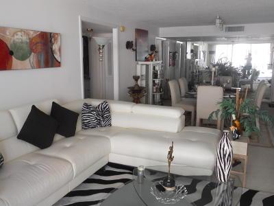 Palm Beach Rental Leased: 3460 S Ocean Boulevard #312
