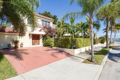 West Palm Beach Single Family Home For Sale: 195 Almeria Road