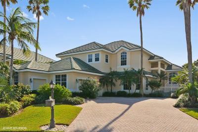 Stuart Single Family Home For Sale: 2878 SE Dune Drive