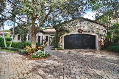 Single Family Home Sold: 430 Via Del Orso Drive