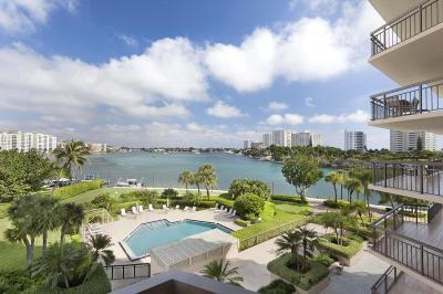 Boca Raton Condo Sold: 901 E Camino Real #4 A