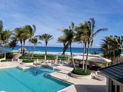 Oasis Singer Island Condo Condo For Sale: 3920 Ocean Drive #2b