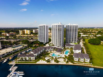 North Palm Beach Condo For Sale: 1 Water Club Way #2203-N