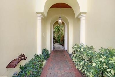 Delray Beach Townhouse Sold: 790 Andrews Avenue #D-102