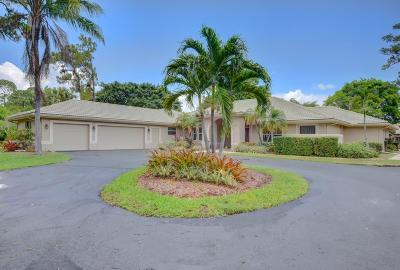 Coral Springs Single Family Home For Sale: 5526 NW 77th Terrace