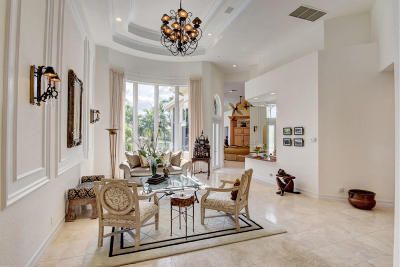 Single Family Home For Sale: 6566 Landings Court