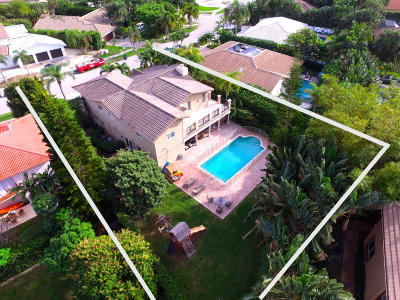 Boca Bay Colony Single Family Home For Sale: 7749 NE Spanish Trail Court