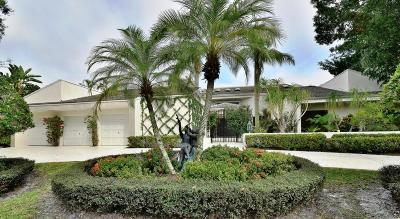 Boca Raton Single Family Home For Sale: 19684 Oakbrook Circle