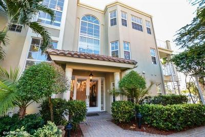 Bel Lido Townhouse For Sale: 1125 Bel Air Drive