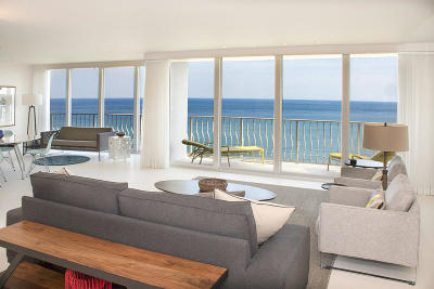 Palm Beach Condo Sold: 2774 S Ocean Boulevard #803
