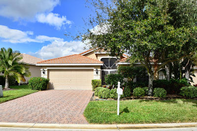 Lake Worth FL Single Family Home Closed: $359,500