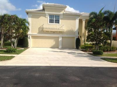 Royal Palm Beach Single Family Home For Sale: 2149 Bellcrest Circle
