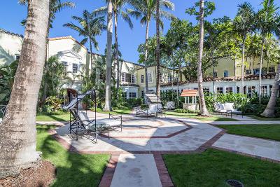 Palm Beach Condo For Sale: 301 Australian Avenue #119