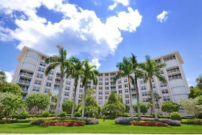 Palm Beach Condo For Sale: 2295 S Ocean Boulevard #505