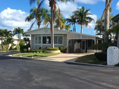 Mobile Home Sold: 400 A1a #75