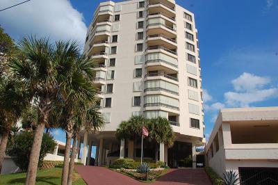 Highland Beach Condo Sold: 3201 S Ocean Boulevard #502