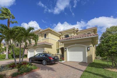 Boca Raton Single Family Home For Sale: 17910 Monte Vista Drive