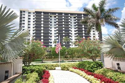 Coronado At Highland Beach Condo Condo For Sale: 3400 S Ocean Boulevard #9g