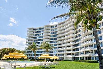Delray Beach Condo Sold: 1225 S Ocean Boulevard #104