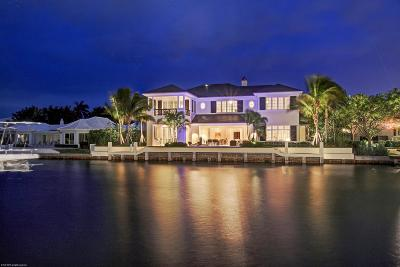 Delray Beach Single Family Home Sold: 1009 Island Drive