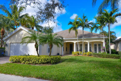 Isles, Isles At Palm Beach Gardens Single Family Home Contingent: 201 Danube Way