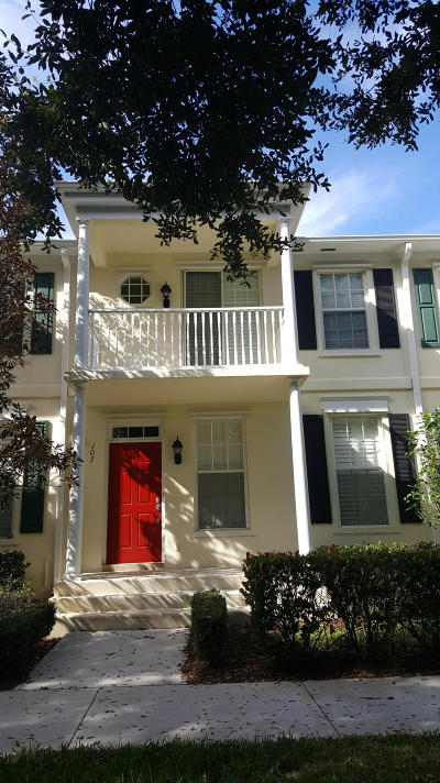 Townhouse Closed: 107 Ashley Court