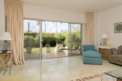 Palm Beach Condo For Sale: 389 S Lake Drive #1 A