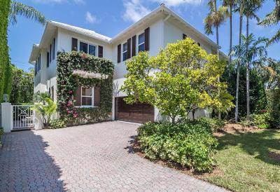 Palm Beach Townhouse For Sale: 249 Seminole Avenue