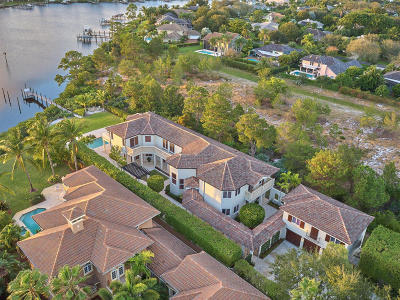 Tequesta Single Family Home For Sale: 18970 SE County Line Road