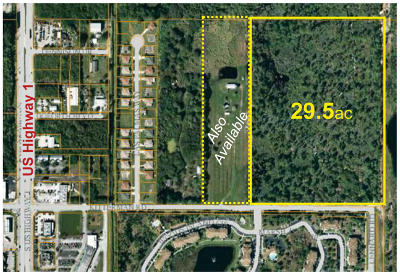 Fort Pierce Residential Lots & Land For Sale: 300 Kitterman Road